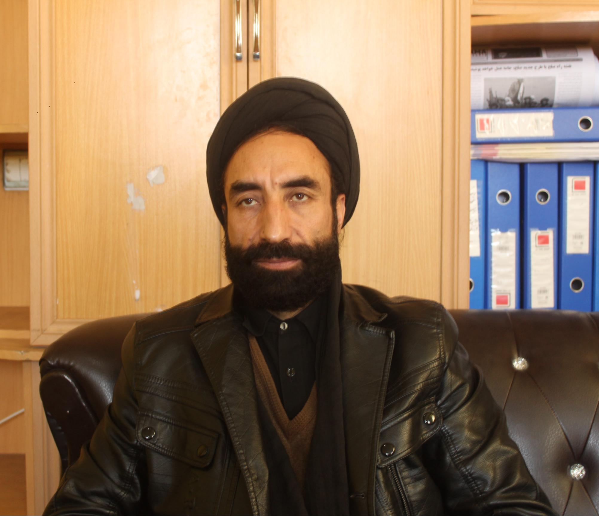 تصویر از بیوگرافی رئیس شورای علماء