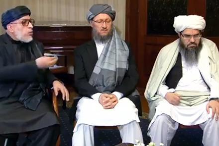 تصویر از نمایند گان طالبان و امریکا دوشنبۀ آینده باردیگر دیدار میکنند