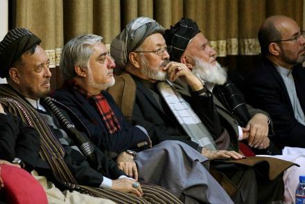 تصویر از دستۀ انتخاباتی عبدالله: آرای تقلبی زیر هیچ شرایطی پذیرفتنی نیست