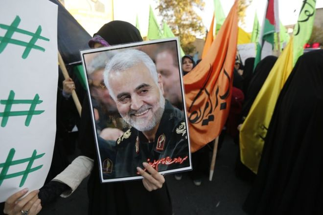 تصویر از معاون دوم رئیس جمهور افغانستان سلیمانی را 'چهره برجسته مبارزه با داعش' خواند