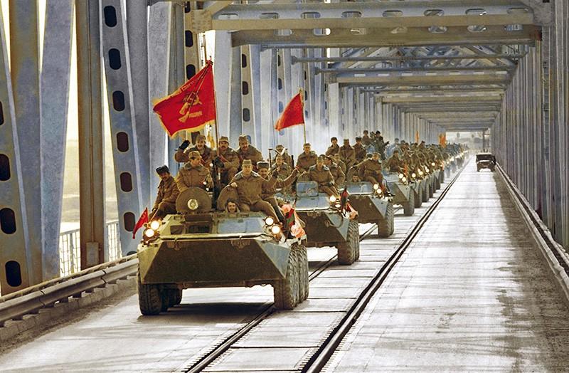 تصویر از پیام حزب حرکت اسلامی متحد افغانستان بمناسبت اخراج نیروهای شوروی سابق از کشور (۲۶دلو۱۳۶۷)