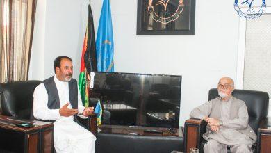 تصویر از تدویر جلسه هیأت اجرایی حزب حرکت اسلامی متحد افغانستان.