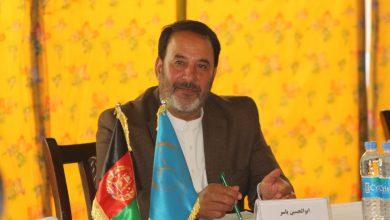 تصویر از حزب حرکت اسلامی متحد افغانستان عصر امروز چهارم برج اسد سال ۱۳۹۹ میزبان گرد همایی مشورتی با شکوه تاریخی رهبران، معاونان و مسئولان ۱۰ حزب سیاسی افغانستان بود .