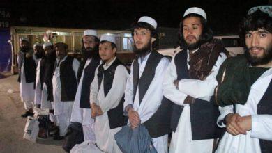 تصویر از دولت افغانستان: حدود ۶۰۰ زندانی طالبان به دلیل داشتن مسایل جرمی آزاد نمیشوند