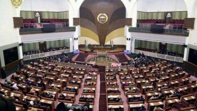 تصویر از ابتلای ۲۳ نماینده به کرونا، پارلمان افغانستان را از حد نصاب انداخت