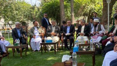 تصویر از پیام حزب حرکت اسلامی متحد افغانستان به مناسبت حمله انتحاری بالای معاون اول ریاست جمهوری