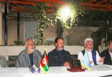 تصویر از تدویر جلسه فوق العاده شورای رهبری حزب حرکت اسلامی متحد افغانستان