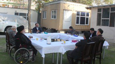 تصویر از برگزاری جلسه مشورتی در رابطه به اوضاع سیاسی، امنیتی در دفتر مرکزی حزب حرکت اسلامی متحد افغانستان