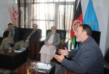 تصویر از برگذاری نشست شورای رهبری حزب حرکت اسلامی متحد افغانستان